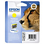 Epson Inkjet Printer Cartridge, Yellow, T0714