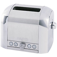 Buy Magimix 11516, Le Toaster 2, 2-Slice, Brushed Stainless Steel Online at johnlewis.com