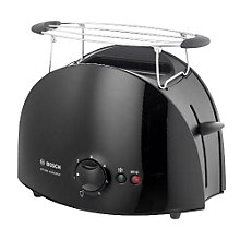 Buy Bosch Private Collection Kettle and 2-Slice Toaster, Black Online at johnlewis.com