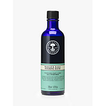 Buy Neal's Yard Organic Seaweed and Arnica foaming Bath, 200ml Online at johnlewis.com