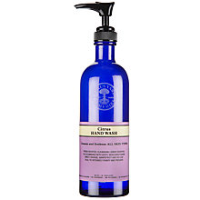 Buy Neal's Yard Organic Citrus Hand Wash, 200ml Online at johnlewis.com