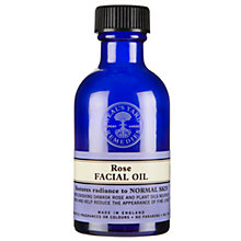 Buy Neal's Yard Organic Rose Facial Oil, 50ml Online at johnlewis.com