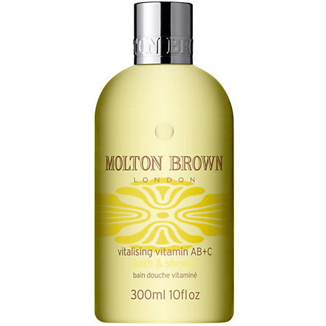 Buy Molton Brown Vitalising Vitamin Bath and Shower Gel, 300ml Online at johnlewis.com