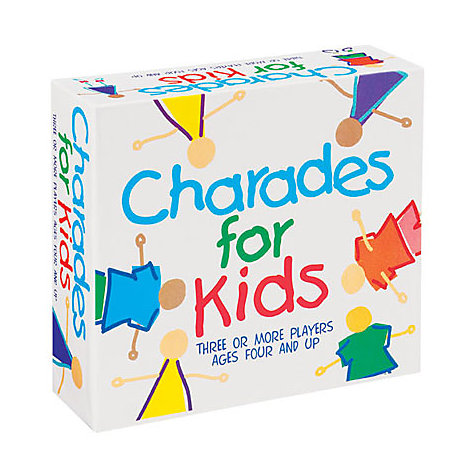 Buy Charades for Kids Game Online at johnlewis.com