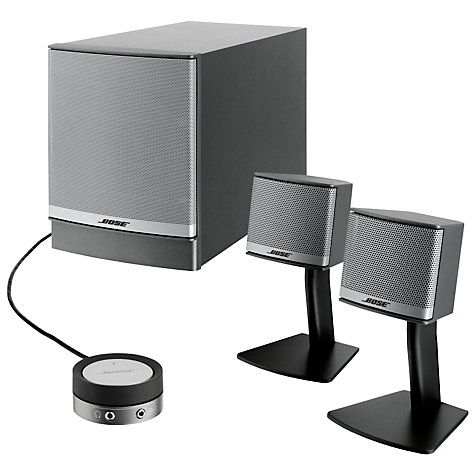Buy Bose® Companion 3 Multimedia Speaker System Online at johnlewis.com