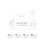 Buy Robert Welch Radford Bright Cutlery Place Setting, 7 Piece Online at johnlewis.com