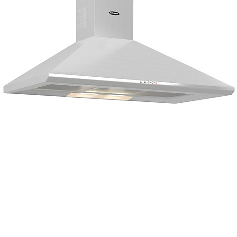 Buy Britannia K240-10-S Chimney Cooker Hood, Stainless Steel Online at johnlewis.com
