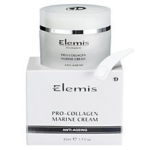 Buy Elemis Pro-Collagen Marine Cream Online at johnlewis.com