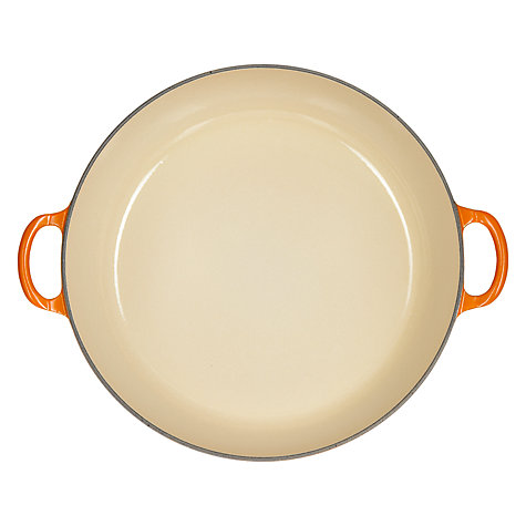 Buy Le Creuset Shallow Casserole, 30cm Online at johnlewis.com