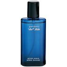 Buy Davidoff Cool Water Aftershave Online at johnlewis.com