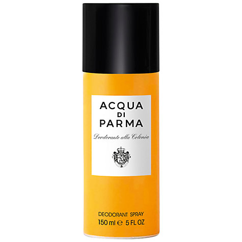 Buy Acqua di Parma Colonia Deodorant Spray Online at johnlewis.com