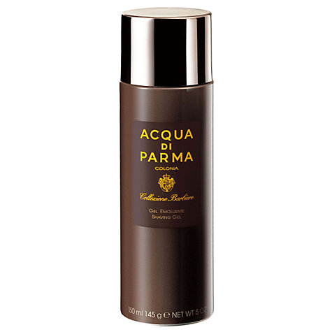 Buy Acqua di Parma Collezione Barbiere, Shaving Gel Online at johnlewis.com