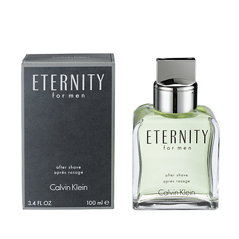 Buy Calvin Klein Eternity for Men Aftershave, 100ml Online at johnlewis.com