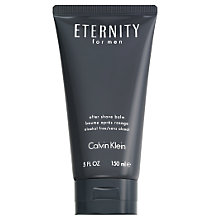 Buy Calvin Klein Eternity for Men Aftershave Balm, 150ml Online at johnlewis.com