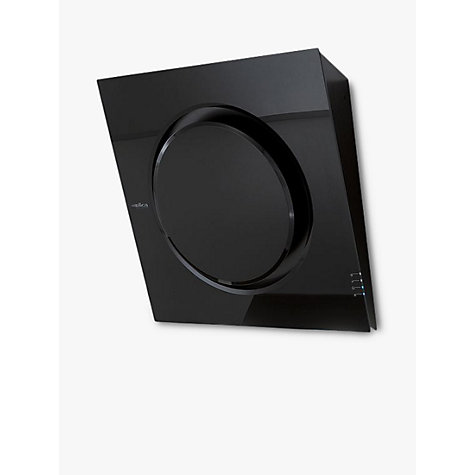 Buy Elica Collection Mini IO Chimney Cooker Hood, Stainless Steel / Black Online at johnlewis.com