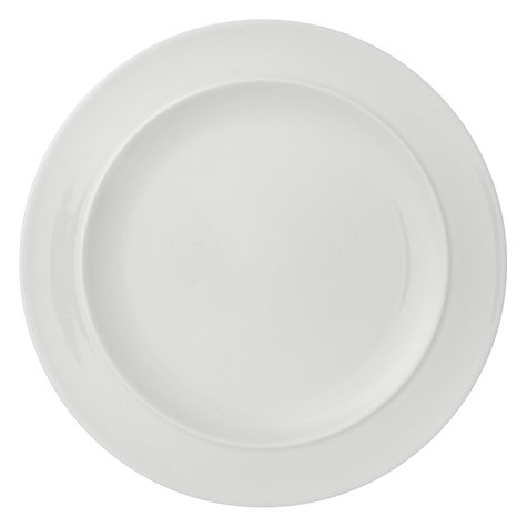 Buy Denby White Dinner Plates Online at johnlewis.com