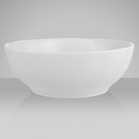 Buy Denby White Serving Bowl, 2.5L Online at johnlewis.com