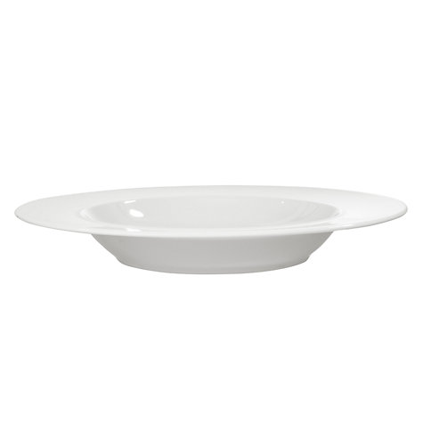 Buy Denby White Gourmet Bowl, Dia.30.5cm Online at johnlewis.com