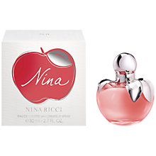 Buy Nina Ricci - Nina Eau de Toilette Online at johnlewis.com