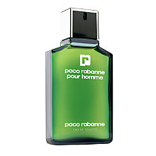 Buy Paco Rabanne Homme Eau de Toilette Spray Online at johnlewis.com