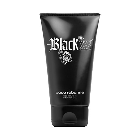 Buy Paco Rabanne Black XS for Men Shower Gel, 150ml Online at johnlewis.com