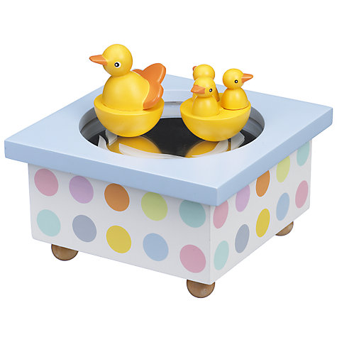 Buy Trousselier Duck Music Box Online at johnlewis.com