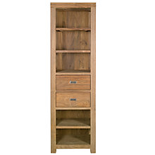 Buy John Lewis Batamba Narrow Bookcase Online at johnlewis.com