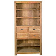 Buy John Lewis Batamba Wide Bookcase Online at johnlewis.com