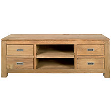 "Buy John Lewis Batamba Entertainment Unit for up to 50"" TVs Online at johnlewis.com"