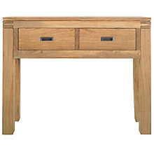 Buy John Lewis Batamba Console Table Online at johnlewis.com