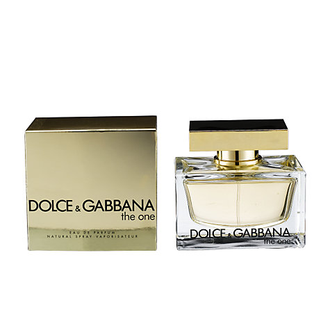 Buy Dolce & Gabbana The One Eau de Parfum Online at johnlewis.com