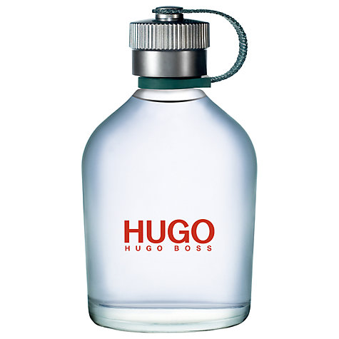 Buy Hugo Man Eau de Toilette Spray, 150ml Online at johnlewis.com