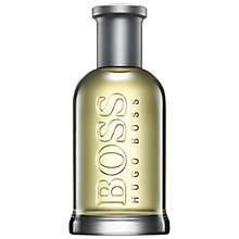 Buy Boss Bottled Aftershave, 100ml Online at johnlewis.com