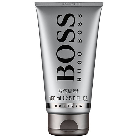 Buy Boss Bottled Shower Gel, 150ml Online at johnlewis.com