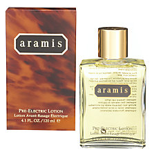 Buy Aramis Classic Pre-electric Lotion, 125ml Online at johnlewis.com