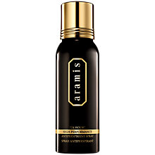 Buy Aramis Classic 24h Anti-perspirant Spray, 200ml Online at johnlewis.com