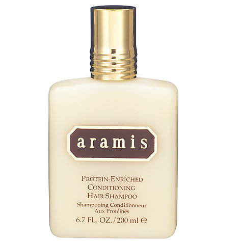 Buy Aramis Classic Rich Conditioning Shampoo, 100ml Online at johnlewis.com