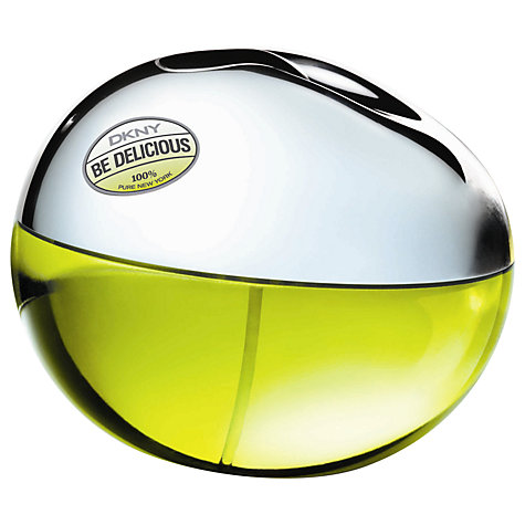 Buy DKNY Be Delicious Women Eau de Parfum, 100ml Online at johnlewis.com