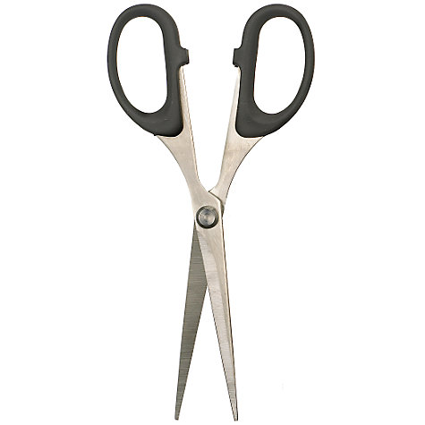 Buy John Lewis Soft Grip Small General Purpose Scissors Online at johnlewis.com