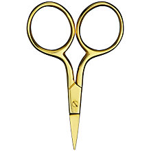 Buy Baby Gilt Embroidery Scissors Online at johnlewis.com