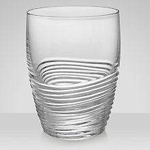 Buy Jasper Conran for Waterford Crystal Strata Tumblers, Set of 2 Online at johnlewis.com