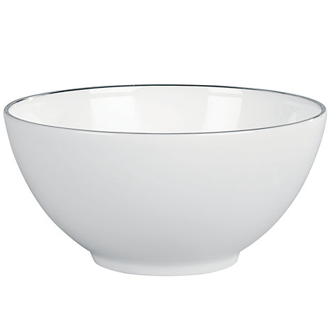 Buy Wedgwood Jasper Conran Platinum Gift Bowl Online at johnlewis.com