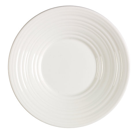 Buy Jasper Conran for Wedgwood Strata Espresso Saucer Online at johnlewis.com