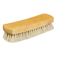 Buy Horsehair Shoe Brush Online at johnlewis.com