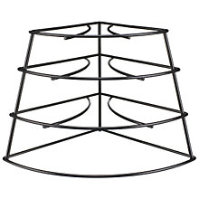 Buy John Lewis 4 Tier Corner Dishrack, Black Online at johnlewis.com
