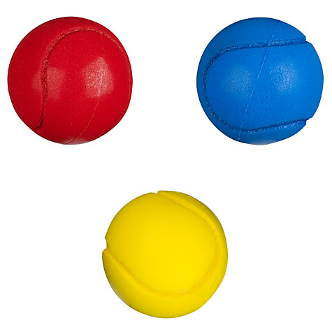 Buy Soft Tennis Balls, Pack of 3 Online at johnlewis.com