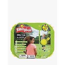 Buy My First Swingball Online at johnlewis.com