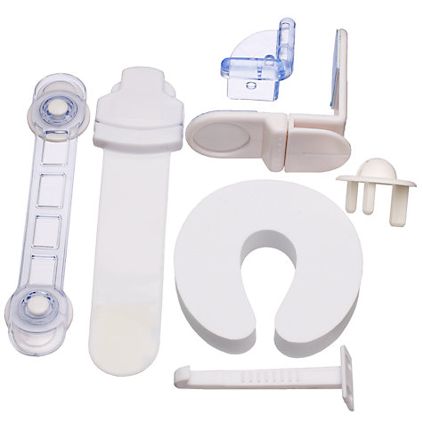 Buy John Lewis Baby Home Safety Pack Online at johnlewis.com