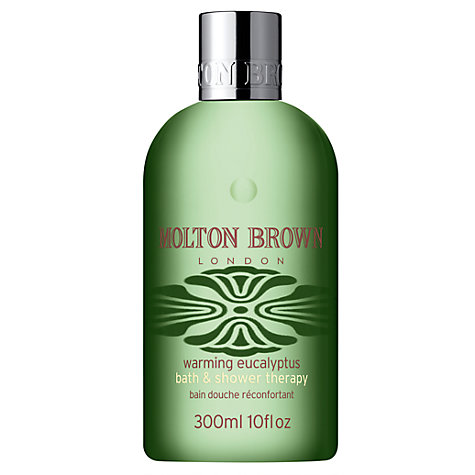 Buy Molton Brown Warming Eucalyptus Bath and Shower Therapy, 300ml Online at johnlewis.com