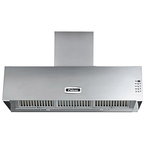 Buy Falcon 1200XT Cooker Hood, Stainless Steel Online at johnlewis.com